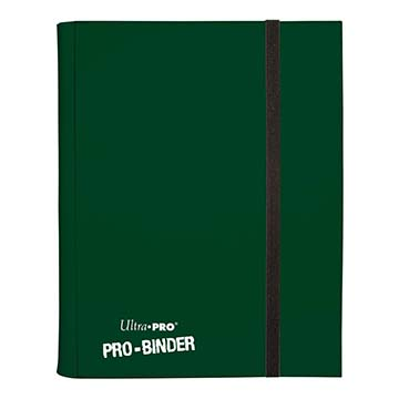9-Pocket Green PRO-Binder