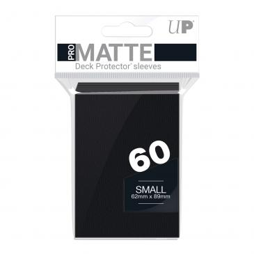 60ct Pro-Matte Black Small Deck Protectors