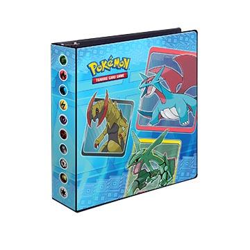 "2\"" Pokémon Rayquaza Dragonite Album Gen 6"