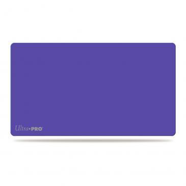 Solid Purple Playmat