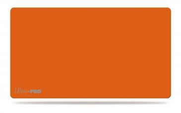 Solid Orange Playmat