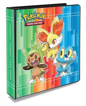 "2\"" Pokémon X & Y Generic Album"