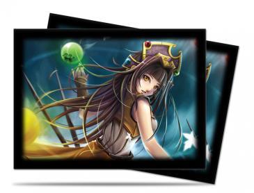Elemental Maiden Standard Deck Protector from Generals Order 50ct