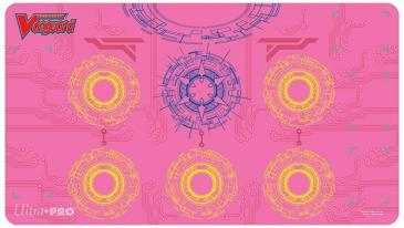 Pink Playmat for Cardfight!! Vanguard