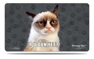 Grumpy Cat Playmat