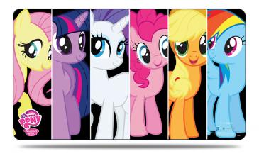 My Little Pony: At the Ready Playmat with Playmat Tube