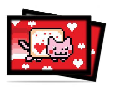 ValentNyan Cat Small Deck Protectors 60ct
