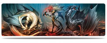 8ft Realms of Havoc Highborn Table Playmat by Mauricio Herrera