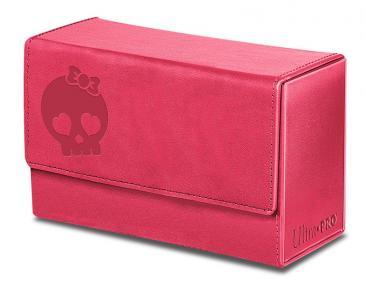 Dual Flip Box - Pink