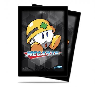 Megaman Deck Protector 50ct - Met