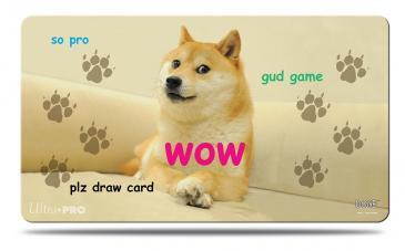Doge Playmat