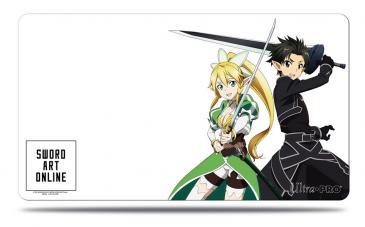 Sword Art Online Playmat - Kirito & Leafa