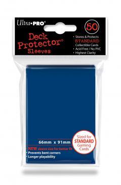 50ct Metallic Sapphire Standard Deck Protectors