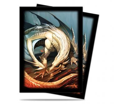 Dayoote Dragon Regular Size Deck Protector by Mauricio Herrera 50ct