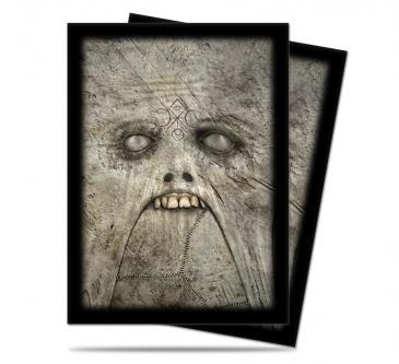 Mage Wars - Necromancer Standard Deck Protectors 50ct