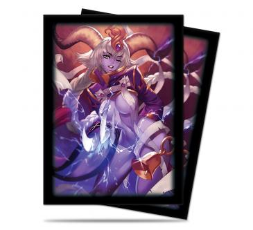 Zineda Standard Deck Protector from Relic Knights 50ct