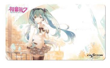 Hatsune Miku: Miku Rain Playmat