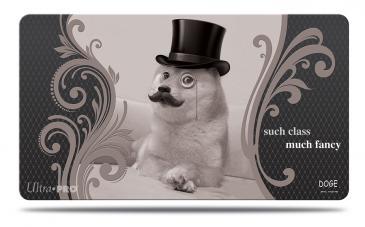 Doge Such Class! Much Fancy! Playmat