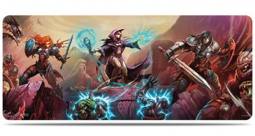 6ft Realms of Havoc Guardians of Donara Table Playmat by Mauricio Herrera