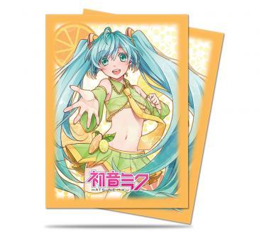 Hatsune Miku: Summertime Deck Protector 50ct