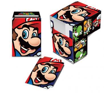 Super Mario: Mario Full-View Deck Box