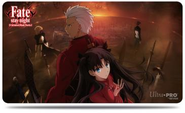 Fate/stay night Collection I Rin Playmat