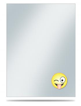 Emoji: Silly Standard Sleeve Covers 50ct