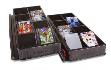 Toploader & ONE-TOUCH Card Sorting Tray - 4ct