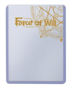 Force of Will: Stamped Toploaders