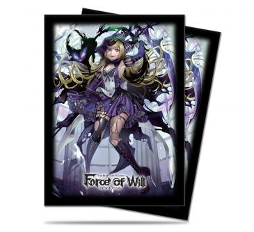 A2: Dark Alice Standard Deck Protectors for Force of Will 65ct