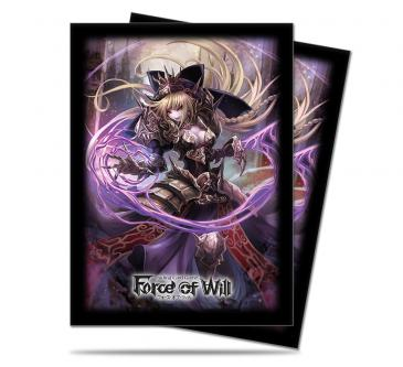 A2: Dark Faria Standard Deck Protectors for Force of Will 65ct