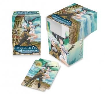 Bell & Hestia Deck Box for Is It Wrong to Try to Pick Up Girls in a Dungeon?