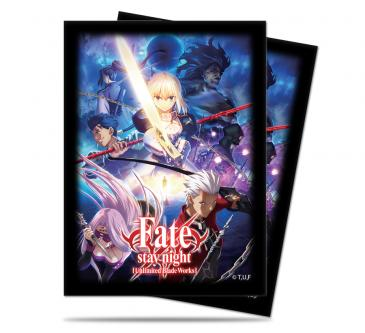Fate/stay night Collection II Servants Standard Deck Protector 50ct