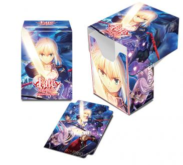 Fate/stay night Collection II Servants Full-View Deck Box