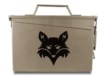 Desert Fox W.A.R. Case