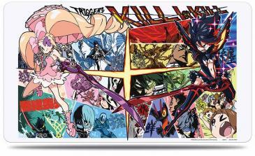 Kill la Kill Collection II Ryuko vs Nui Playmat