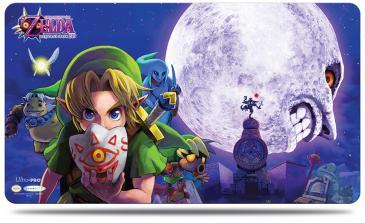 The Legend of Zelda - Majora\'s Mask Playmat with Playmat Tube