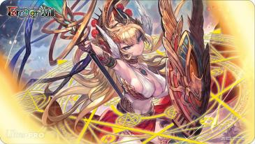 2016 Limited Edition Labor Day Playmat for Force of Will