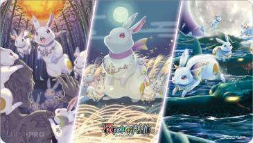 2016 Limited Edition Obon Festival Playmat for Force of Will