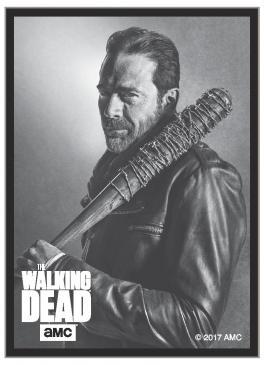 The Walking Dead Deck Protector Sleeves - Negan 50ct