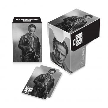 The Walking Dead - Rick Full-View Deck Box
