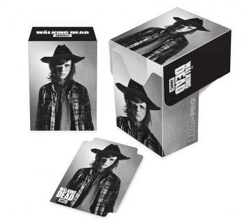 The Walking Dead Full-View Deck Box - Carl