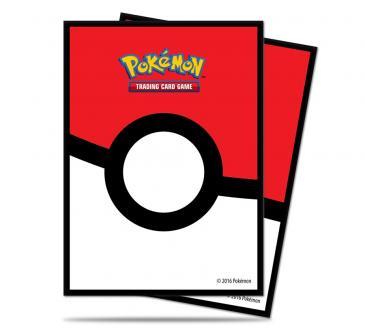 Pokémon Poké Ball Standard Deck Protector 65ct