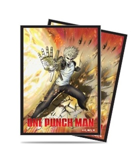 One-Punch Man: Genos Deck Protector Sleeves Std. 65ct