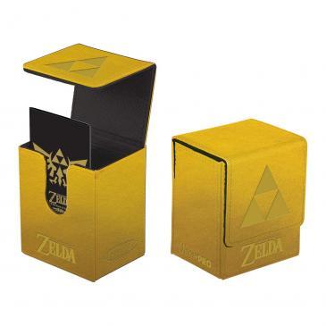 The Legend of Zelda: Gold Tri-Force Flip Box
