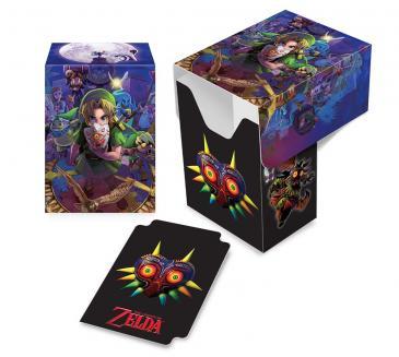 The Legend of Zelda: Majora\'s Mask Full-View Deck Box