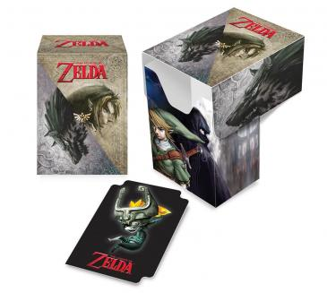 The Legend of Zelda: Twilight Princess Full-View Deck Box
