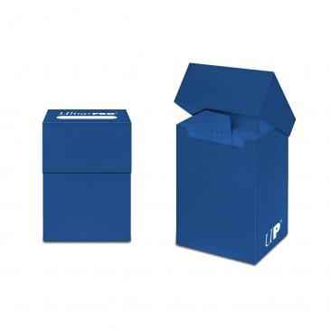 PRO 80+ Deck Box: Blue