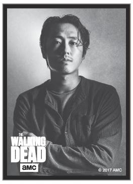 The Walking Dead Deck Protector Sleeves - Glenn 50ct
