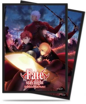 Fate Unlimited Blade Works Standard Protector sleeves 65ct